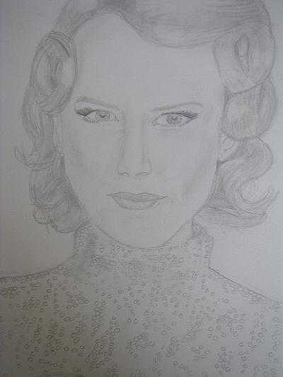 Nicole Kidman by Vicki